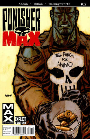 PunisherMax Vol. 1 #17