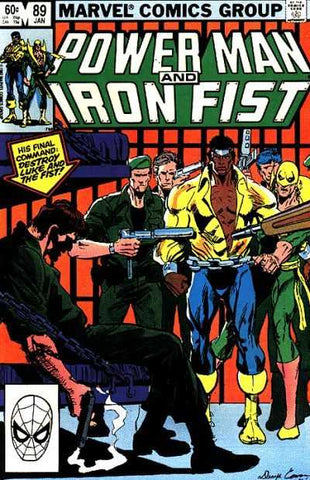 Power Man And Iron Fist Vol. 1 #089