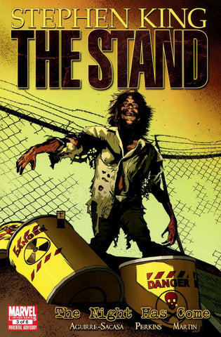 Stand: The Night Has Come #3