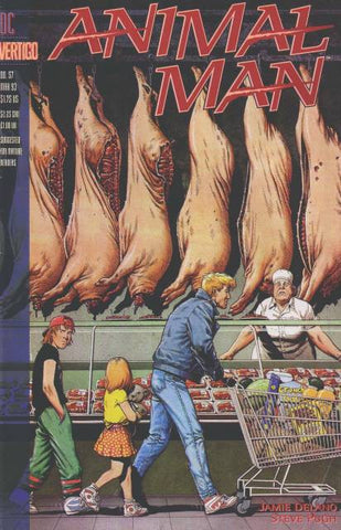 Animal Man Vol. 1 #57