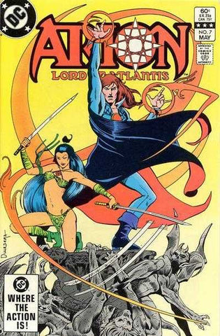 Arion, Lord Of Atlantis #07