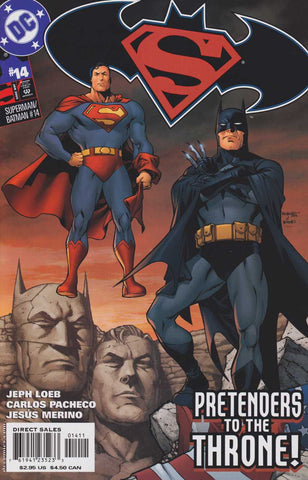 Superman/Batman #14