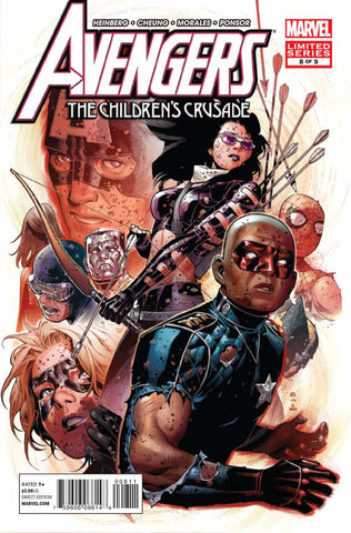 Avengers: The Children's Crusade #8