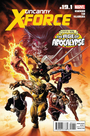 Uncanny X-Force Vol. 1 #19.1