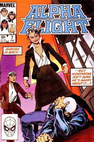 Alpha Flight Vol. 1 #007