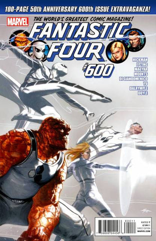 Fantastic Four Vol 3 #600