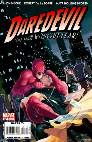 Daredevil Vol 2 #501