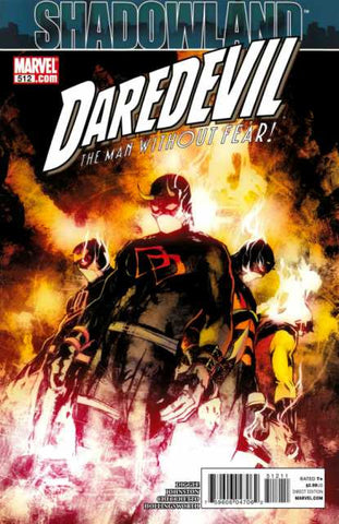 Daredevil Vol 2 #512
