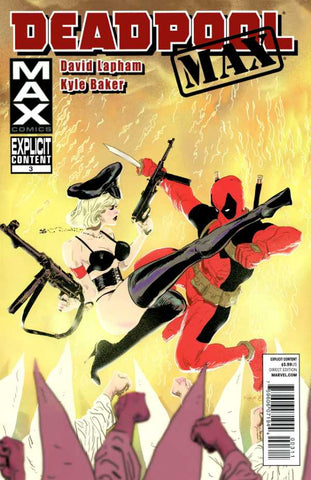 Deadpool Max Vol 1 #03