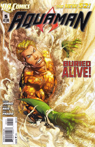 Aquaman (New 52) #05