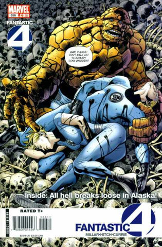 Fantastic Four Vol 3 #556