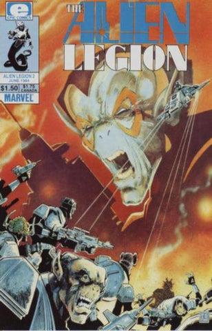 Alien Legion Vol 1 #02