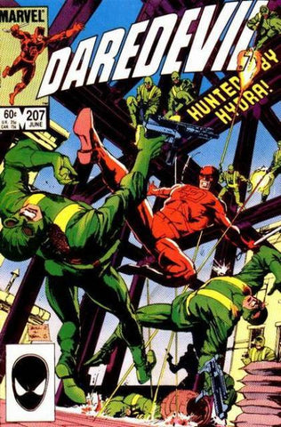 Daredevil Vol 1 #207