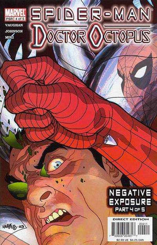 Spider-Man/Doctor Octopus: Negative Exposure #4