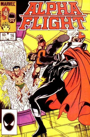 Alpha Flight Vol. 1 #016
