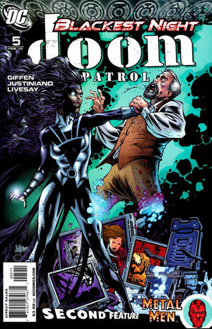Doom Patrol Vol. 5 #05