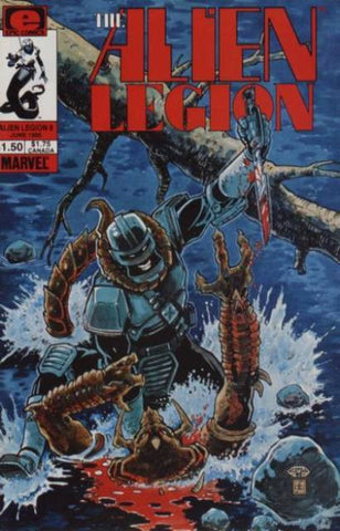 Alien Legion Vol 1 #08
