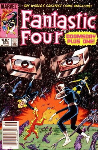 Fantastic Four Vol 1 #279
