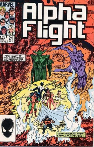 Alpha Flight Vol. 1 #024