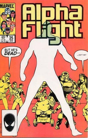 Alpha Flight Vol. 1 #025