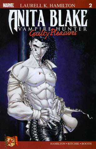Anita Blake, Vampire Hunter: Guilty Pleasures #2