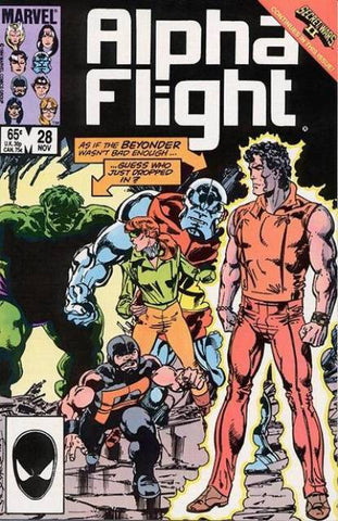 Alpha Flight Vol. 1 #028