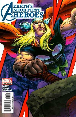 Avengers: Earth's Mightiest Heroes Vol. 1 #4