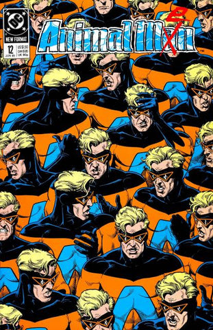 Animal Man Vol. 1 #12