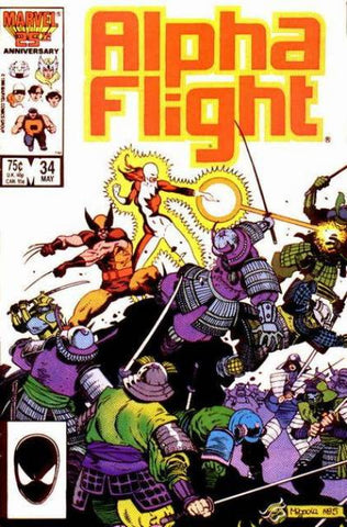 Alpha Flight Vol. 1 #034