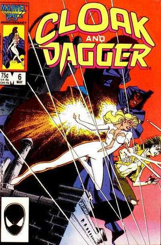 Cloak And Dagger Vol 2 #06