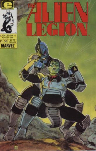 Alien Legion Vol 1 #15