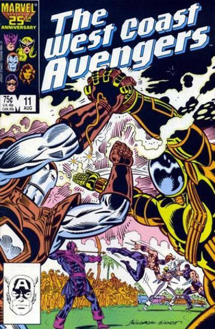 West Coast Avengers VOL 2 #11