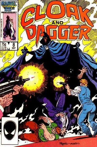 Cloak And Dagger Vol 2 #08