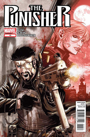 Punisher Vol. 6 #13
