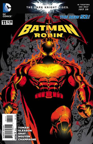 Batman And Robin (New 52) #11