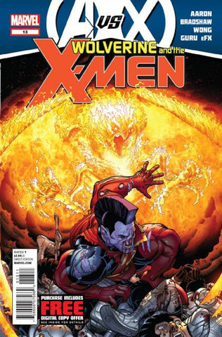 Wolverine And The X-Men Vol. 1 #13