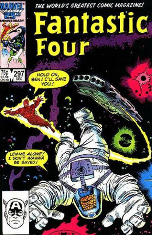 Fantastic Four Vol 1 #297