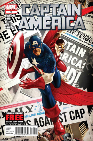 Captain America Vol 6 #15