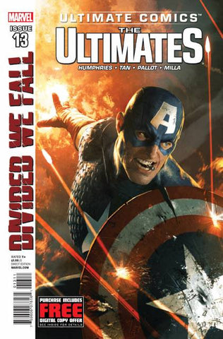 Ultimate Comics Ultimates Vol. 1 #13
