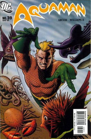Aquaman Vol. 4 #39