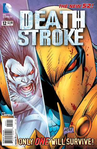 Deathstroke (New 52) Vol. 1 #12