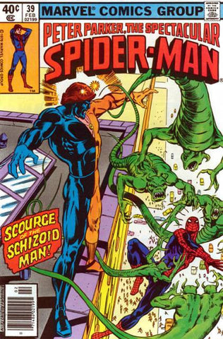 Spectacular Spider-Man Vol. 1 #039