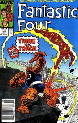 Fantastic Four Vol 1 #305
