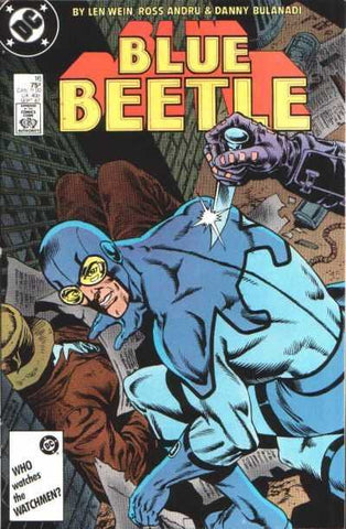 Blue Beetle Vol. 1 #16