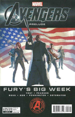 Avengers Prelude: Fury's Big Week #2