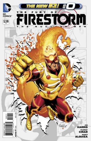 Fury Of Firestorm: The Nuclear Men (New 52) #0