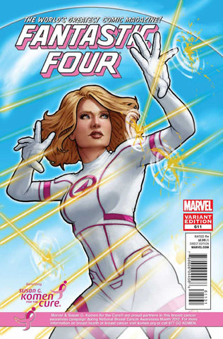Fantastic Four Vol 3 #611
