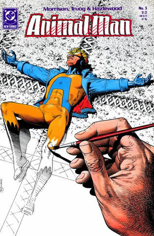 Animal Man Vol. 1 #05