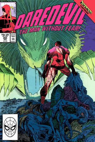 Daredevil Vol 1 #265