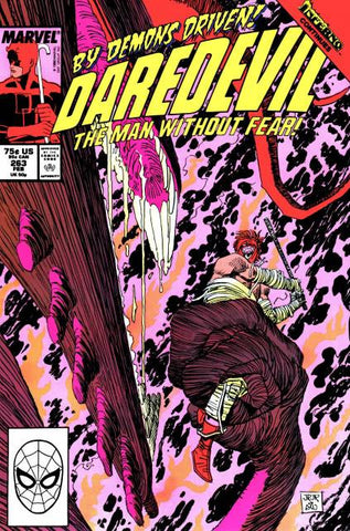 Daredevil Vol 1 #263